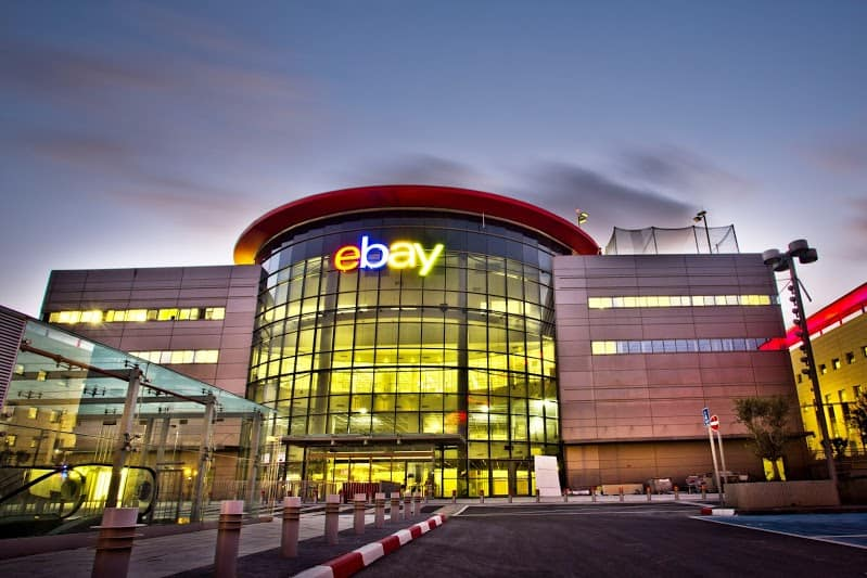 משרדי eBay (צילום רמי זרנגר)