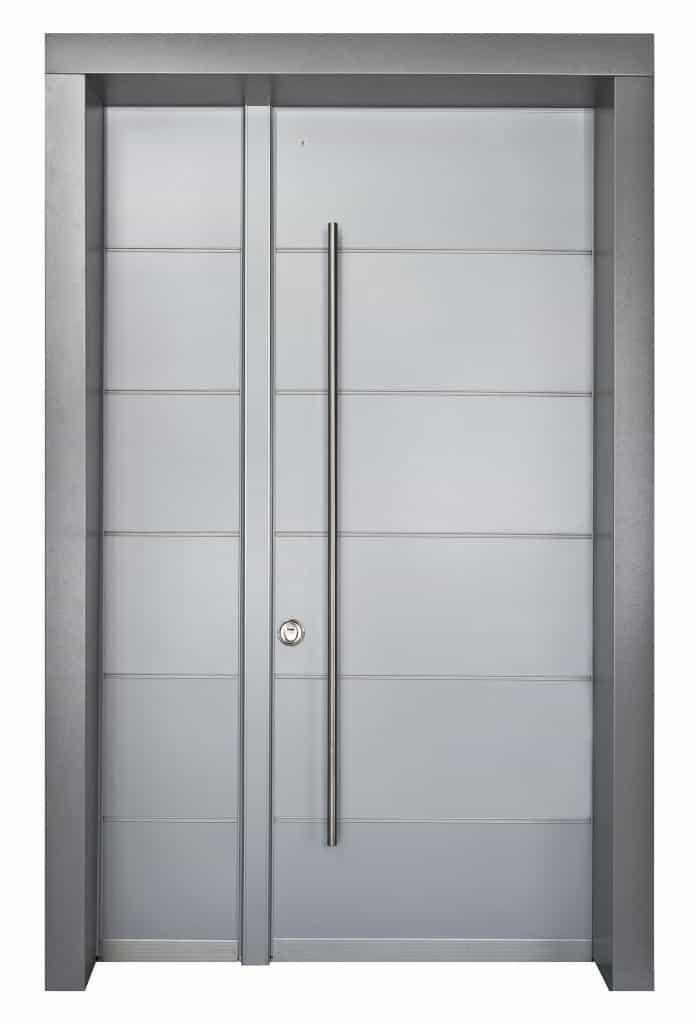 דלת מונטבלה כפולה