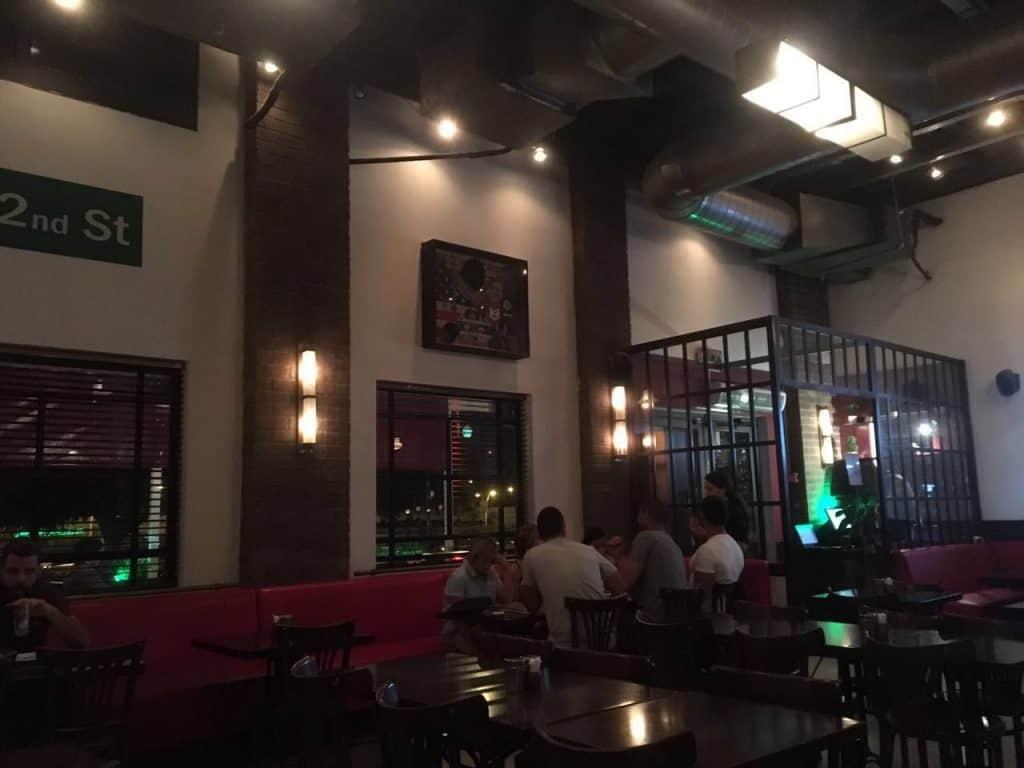 מסעדת מיטבול גריל & דיינר (צילום עידן)