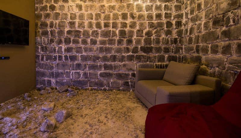 חדר מלח (צילום: באדיבות מלון Sea Life)
