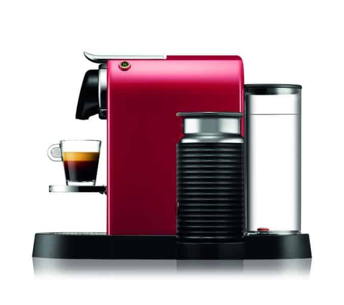 """מכונת קפה נספרסו (צילום יח""""צ חו""""ל)"""