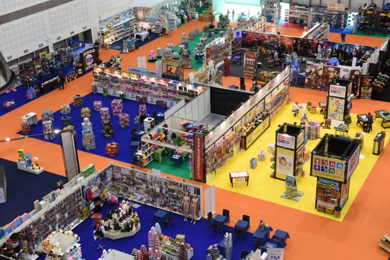 toytime תערוכת הצעצועים (צילום כפיר סיוון)