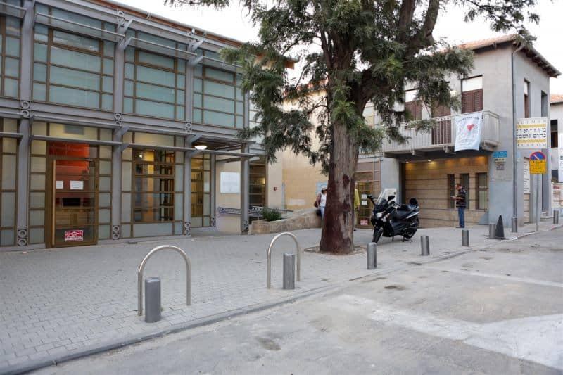 מוזיאון נחום גוטמן לאמנות נווה צדק (צילום ערן ליטווין)