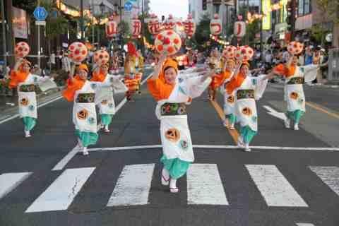 """פסטיבל טוקיו שינטורה מטסורי (צילום יח""""צ חו""""ל)"""