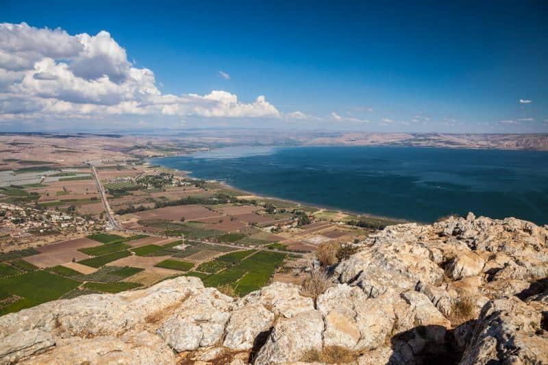 שביל ישראל של אורי גורן
