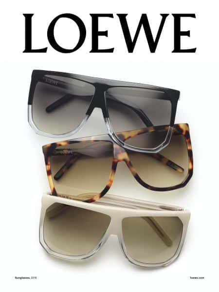 """משקפי LOEWE (צילום יח""""צ חו""""ל)"""