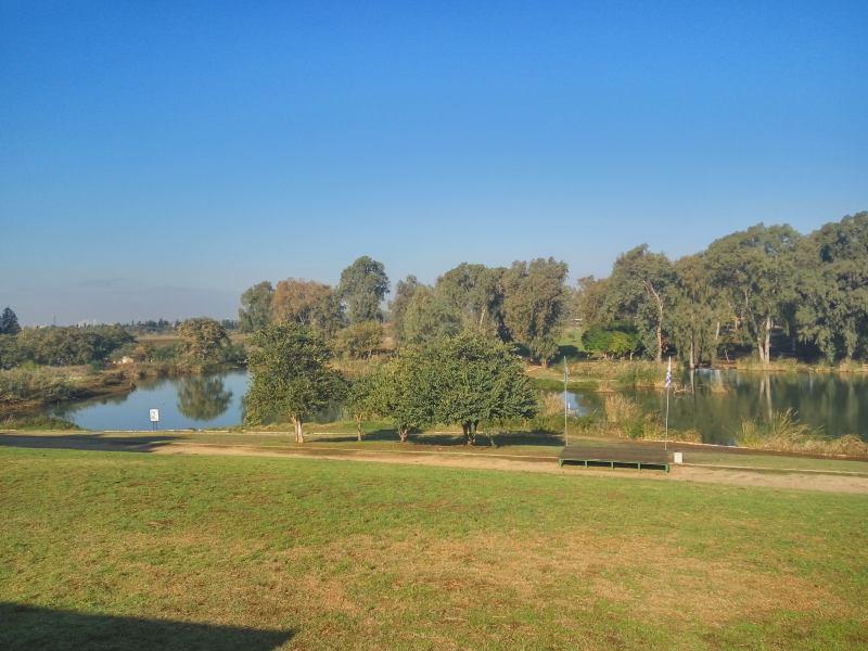 גן לאומי תל אפק ירקון (צילום דני בר)