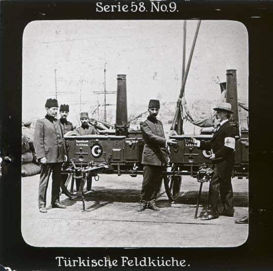 """דור גז האדם החולה מאירופה (צילום יח""""צ המוזיאון לאמנות האסלם בי-ם)"""
