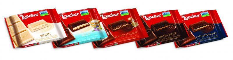 """לואקר - חטיפי שוקולד אישיים (צילום יח""""צ חול)"""
