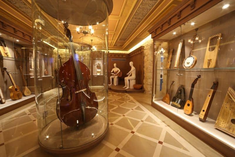 מוזיאון המוסיקה  (צילום ליאור לינר)