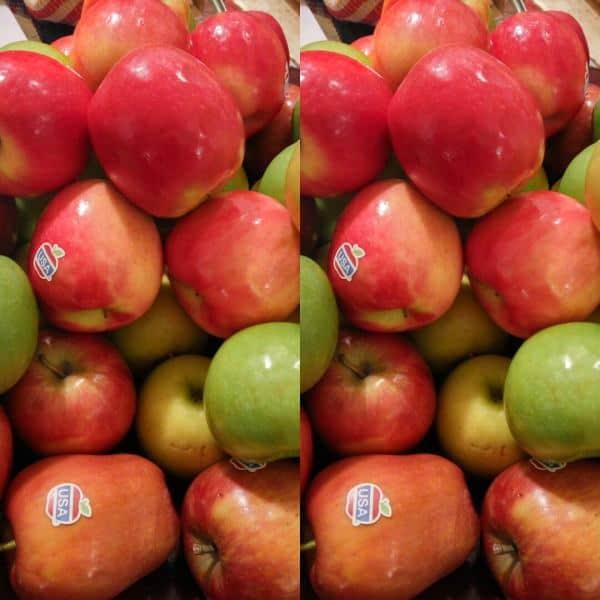 תפוחים (צילום דני בר)